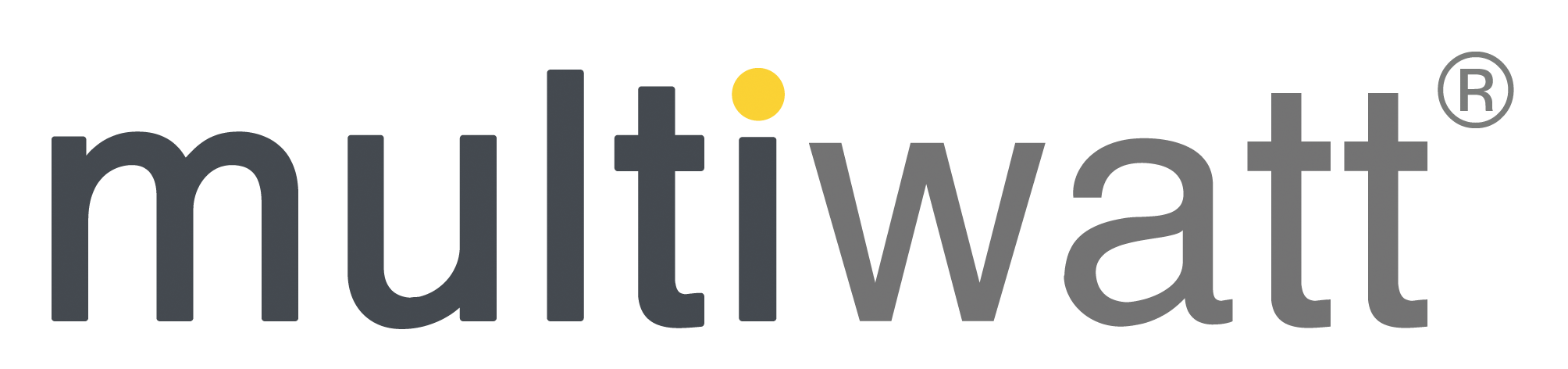 multiwatt® Shop-Logo